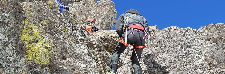 alpinismo avanzado